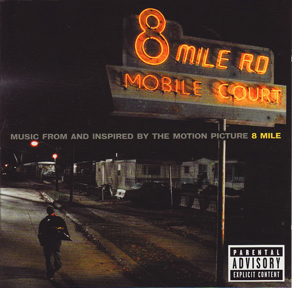 "OST ""8 Mile"" DOUBLE VINYL"