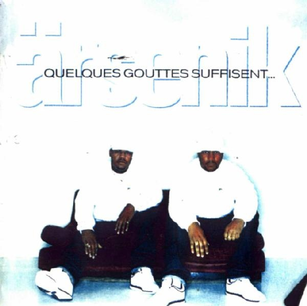 "ARSENIK ""Quelques goutes suffisent"" 2LP"