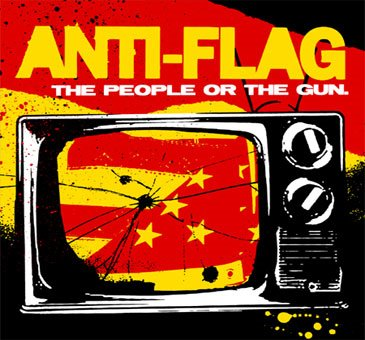 "ANTI-FLAG ""People Or The Gun"" CD"