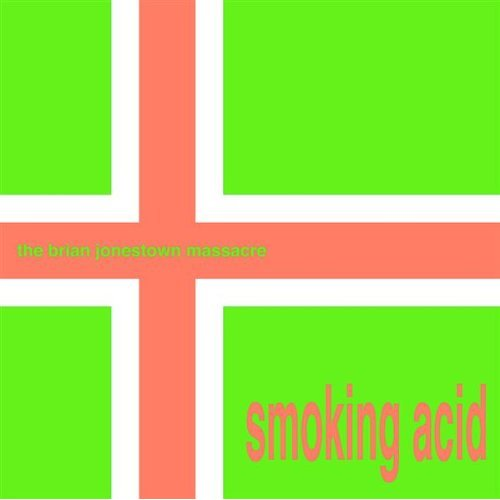"BRIAN JONESTOWN MASSACRE ""Smoking Acid EP"" CD"