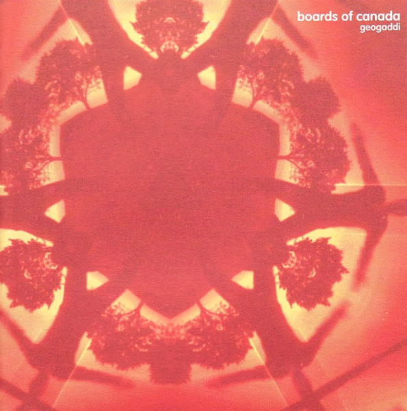 "BOARDS OF CANADA ""Geogaddi"" CD"