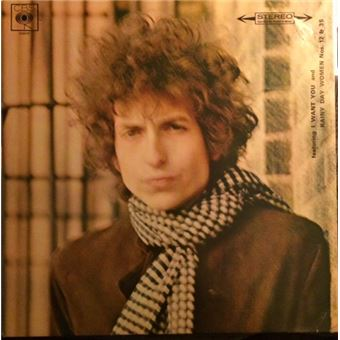 "BOB DYLAN ""Blonde on blonde"" VINYL"