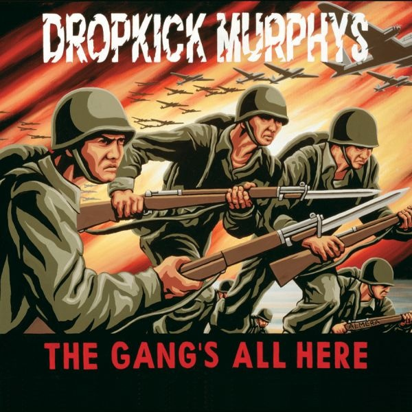 "DROPKICK MURPHYS ""The Gang's All Here"" VINYL"