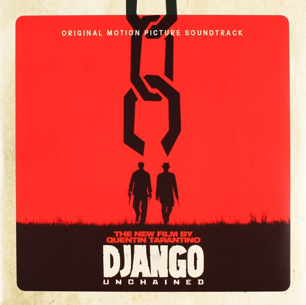 "OST ""Django unchained"" DOUBLE VINYL"