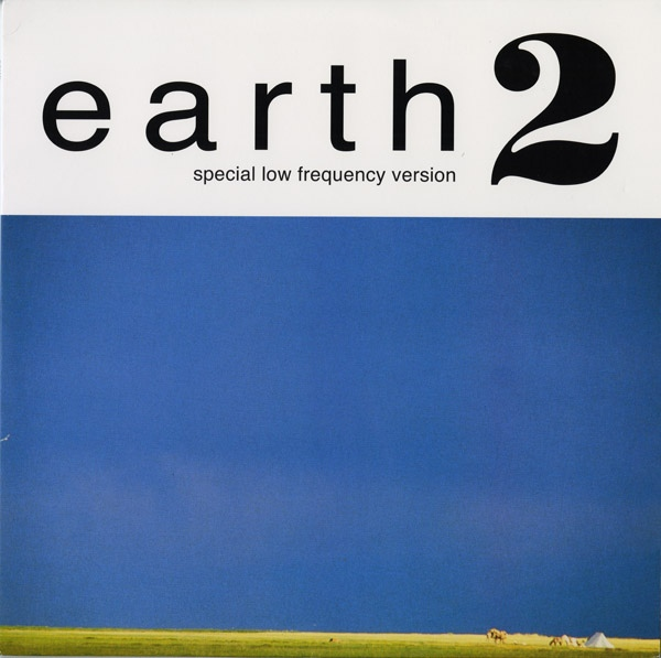 "EARTH ""Earth 2"" 2LP"