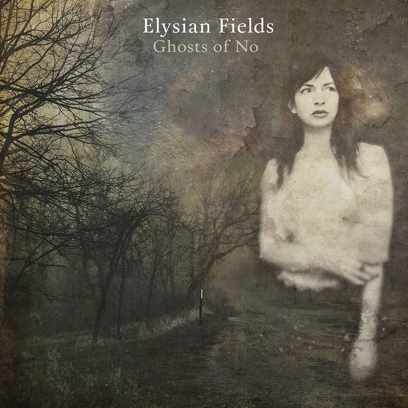 "ELYSIAN FIELDS ""Ghosts of No"" CD"