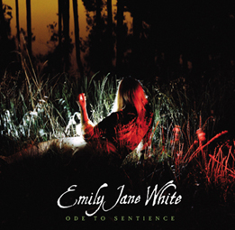 "EMILY JANE WHITE ""Ode to sentence"" CD"