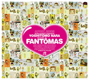 "FANTOMAS ""Suspended animation"" CD"