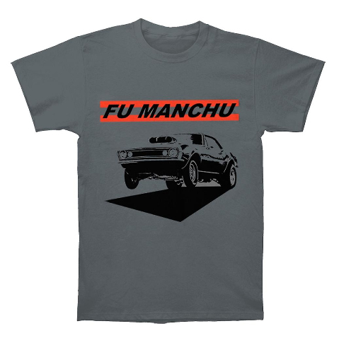 Fu Machu - Muscle Car