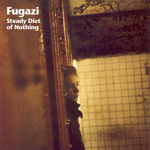 "FUGAZI ""Steady Diet To Nothing"" CD"