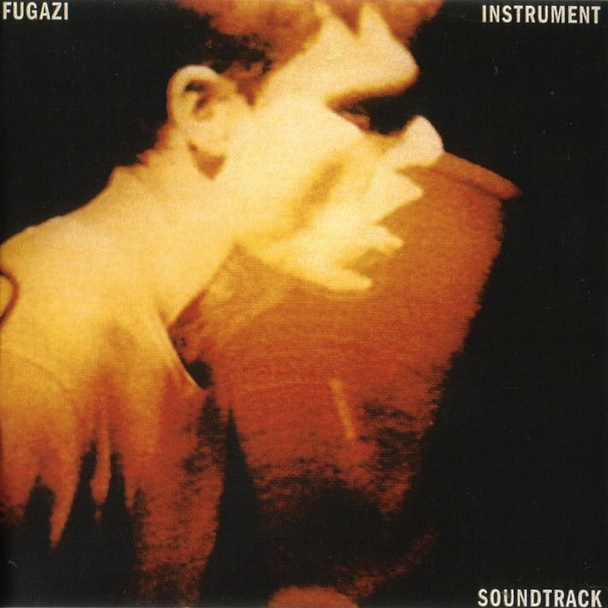 "FUGAZI ""Instrument Soundtrack"" CD"