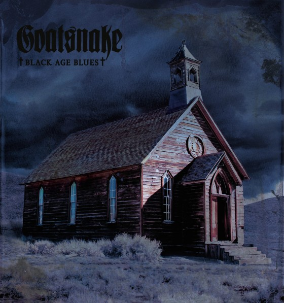 "GOATSNAKE ""Black age blues"" CD"