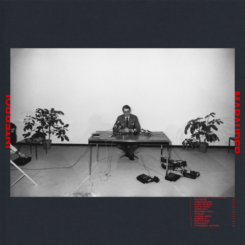 "INTERPOL ""Marauder"" CD"