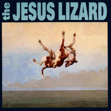 "JESUS LIZARD ""Down"" CD"
