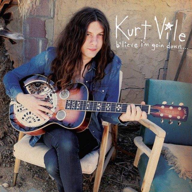 "KURT VILE ""B'lieve i'm goin down..."" CD"