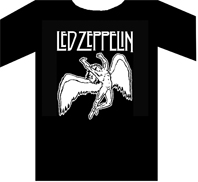 "Led Zeppelin ""Swan Song"""