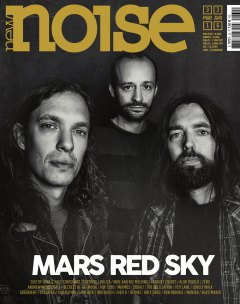 NEW NOISE #32 (Mars red sky)
