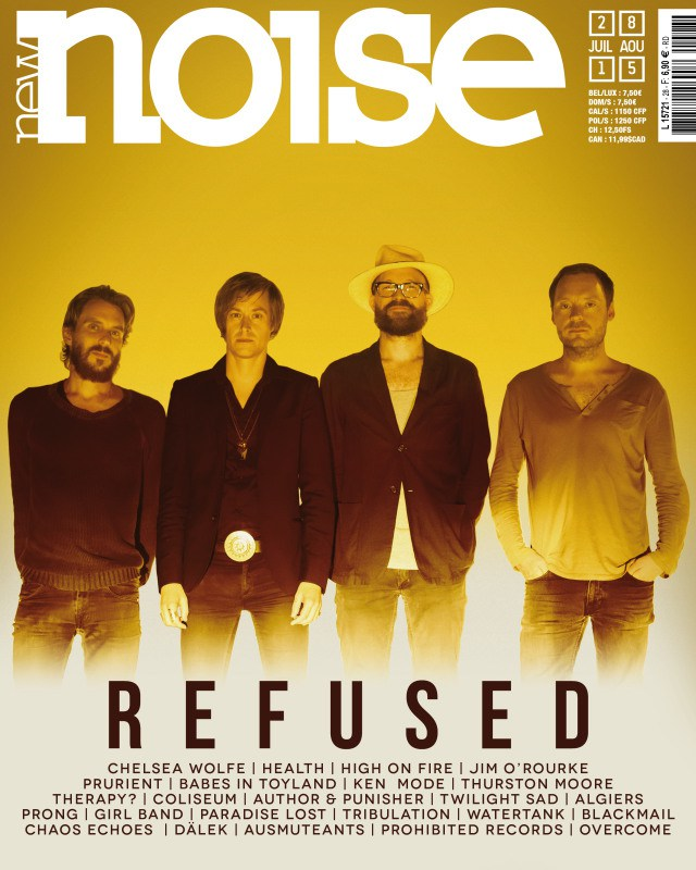 NEW NOISE #28 (Refused)