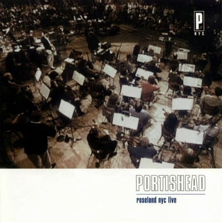 "PORTISHEAD ""Roseland nyc live"" CD"
