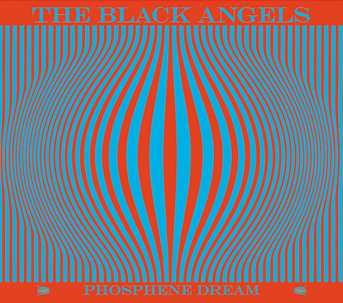 "BLACK ANGELS ""Phosphene dream"" VINYL"