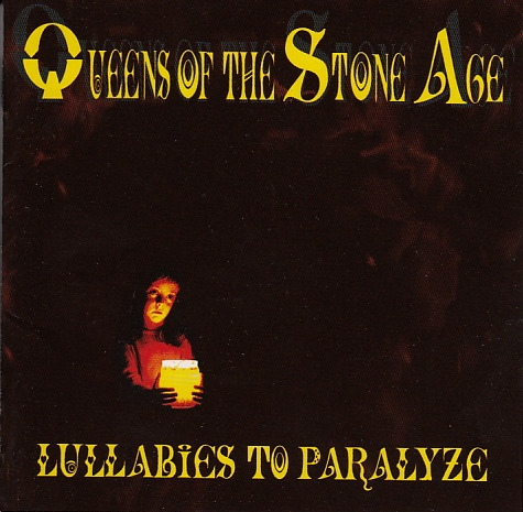 "QUEENS OF THE STONE AGE ""Lullabies to paralyse"" CD"