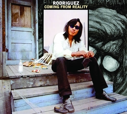 "RODRIGUEZ ""Coming from reality"" LP"