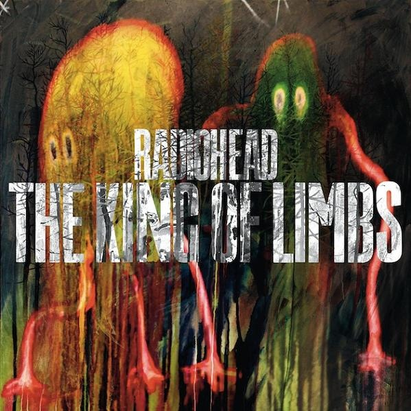 "RADIOHEAD ""King of the limbs"" VINYL"
