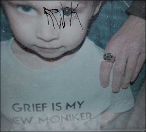 "REVOK ""Grief is my new moniker"" CD"