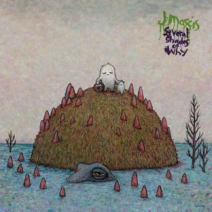 "J.MASCIS ""Several shades of why"" CD"
