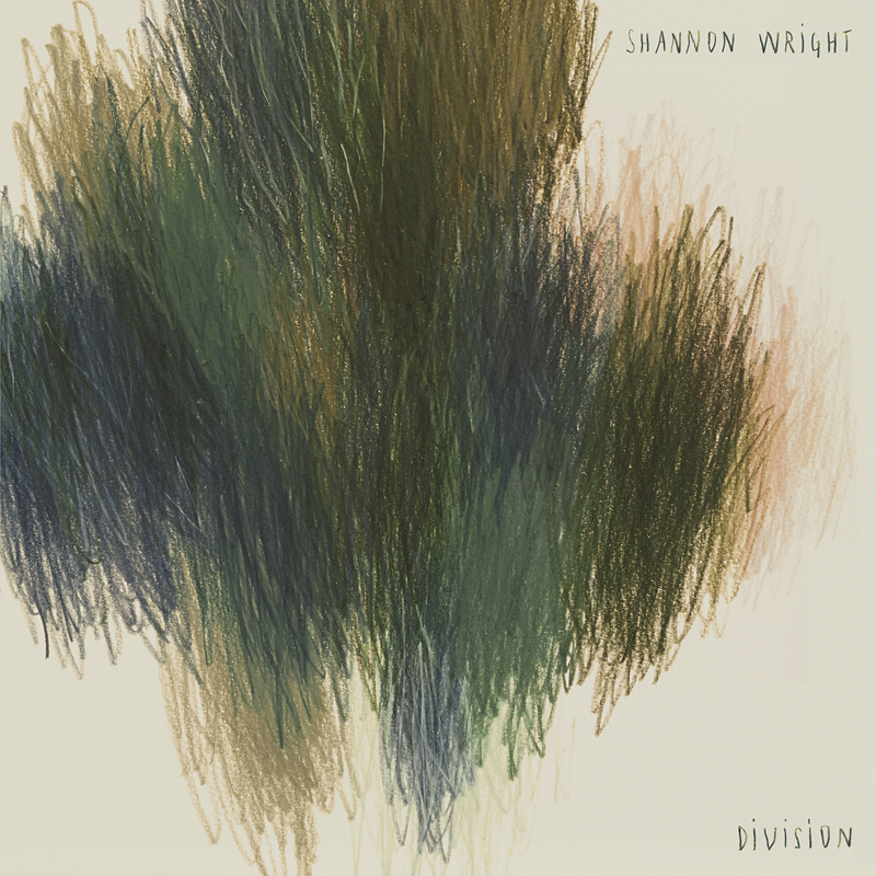 "SHANNON WRIGHT ""Division"" CD"