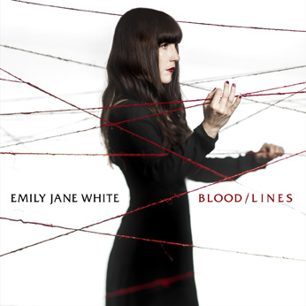 "EMILY JANE WHITE ""Blood / Lines"" CD"