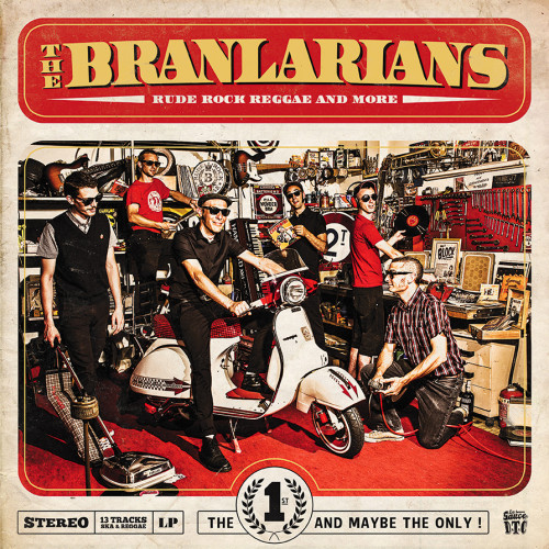 "BRANLARIANS ""The first and maybe the only!"" CD"