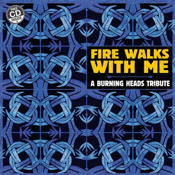 "VA ""Fire walks with me : a Burning heads tribute"" VINYL+CD"