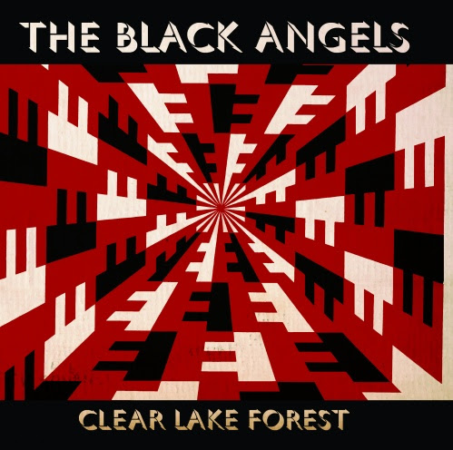 "BLACK ANGELS ""Clear lake forest"" LP"