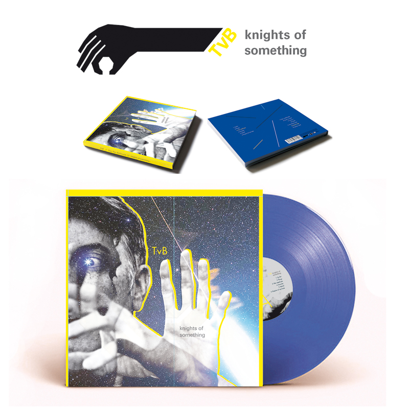 "TROY VON BALTHAZAR ""Knights of something"" LP"