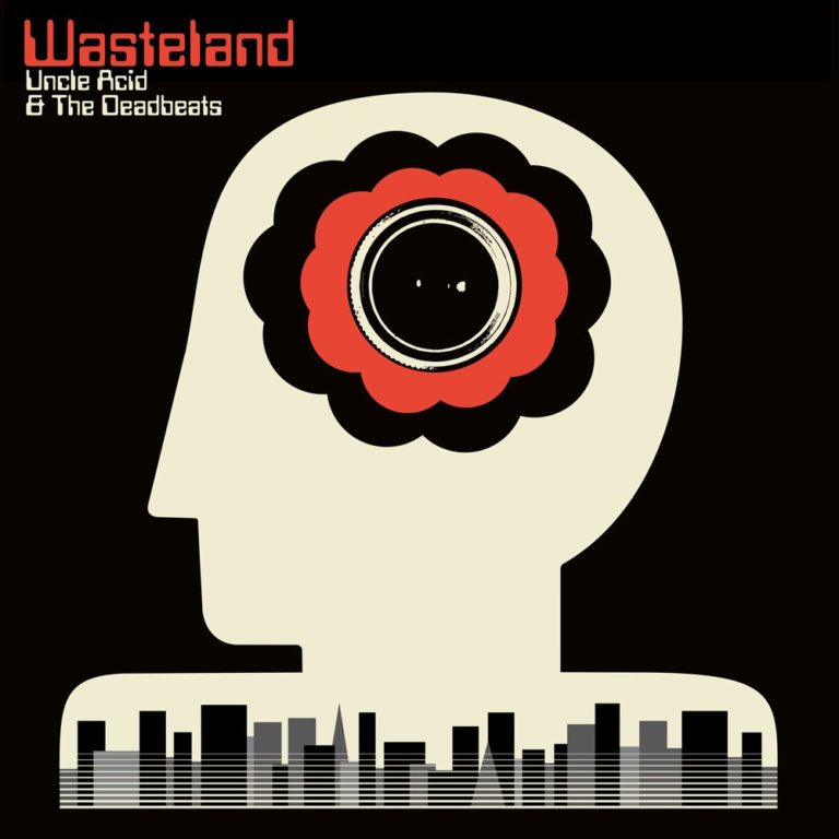 "UNCLE ACID & THE DEADBEATS ""Wastelands"" CD"