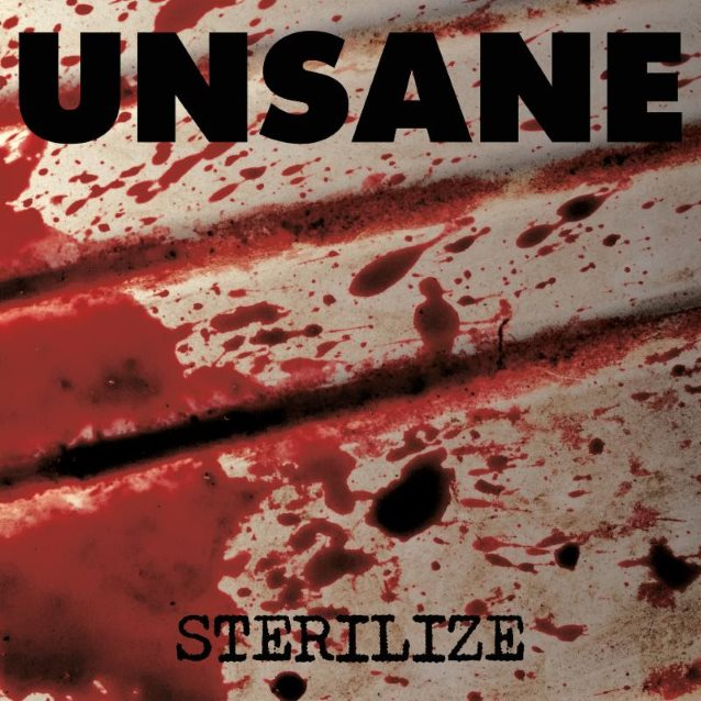 "UNSANE ""Sterilize"" CD"