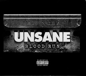 "UNSANE ""Blood Run"" CD"