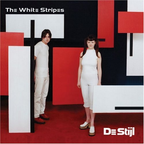 "WHITE STRIPES ""De stijl"" VINYL"