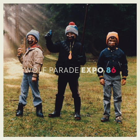 "WOLF PARADE ""Expo 86"" LP"