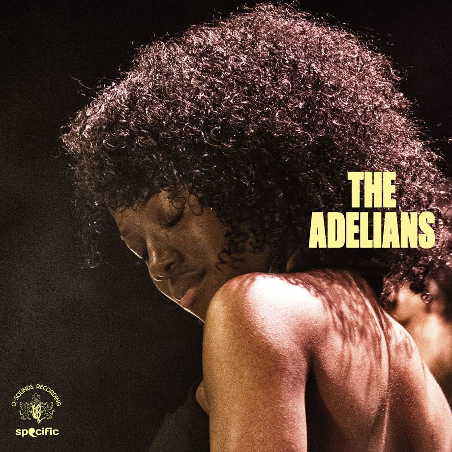 "THE ADELIANS ""S/t"" LP"