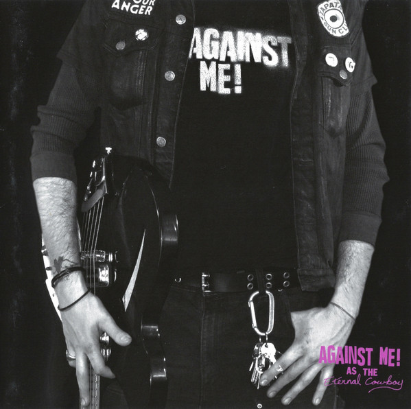 "AGAINST ME! ""As the eternal cowboy"" VINYL"