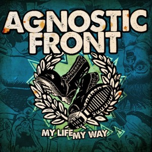 "AGNOSTIC FRONT ""My life my way"" CD"