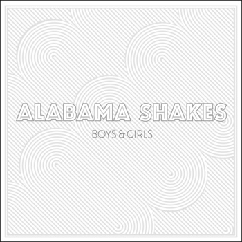 "ALABAMA SHAKES ""Boys & girls"" LP"