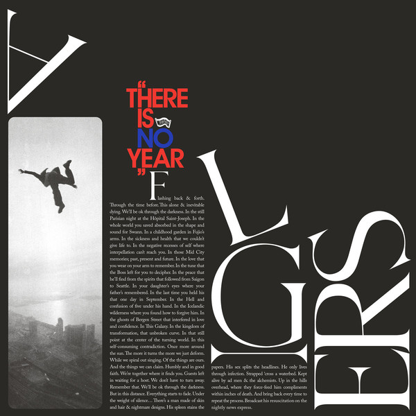 "ALGIERS ""There is no year"" VINYL"