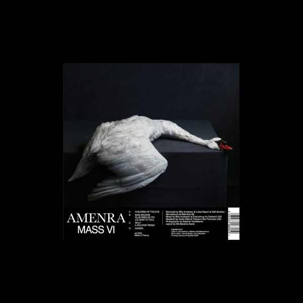 "AMENRA ""Mass VI"" CD"