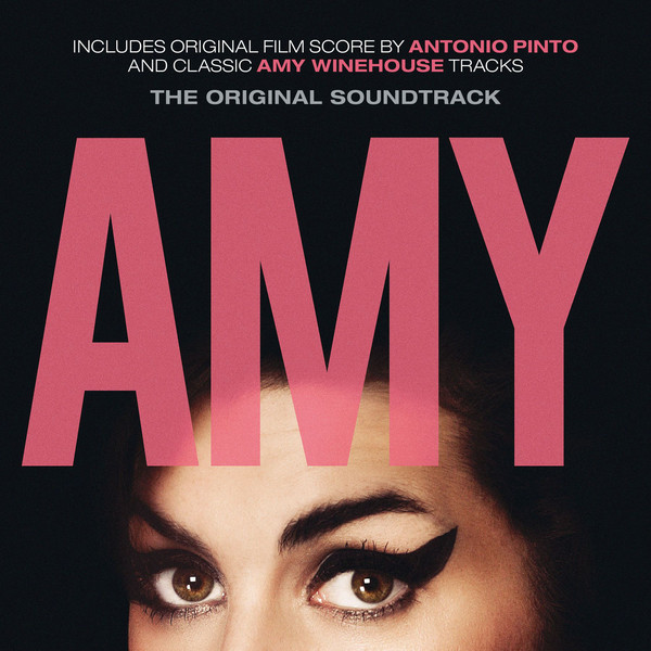 "OST ""Amy"" DOUBLE VINYL"