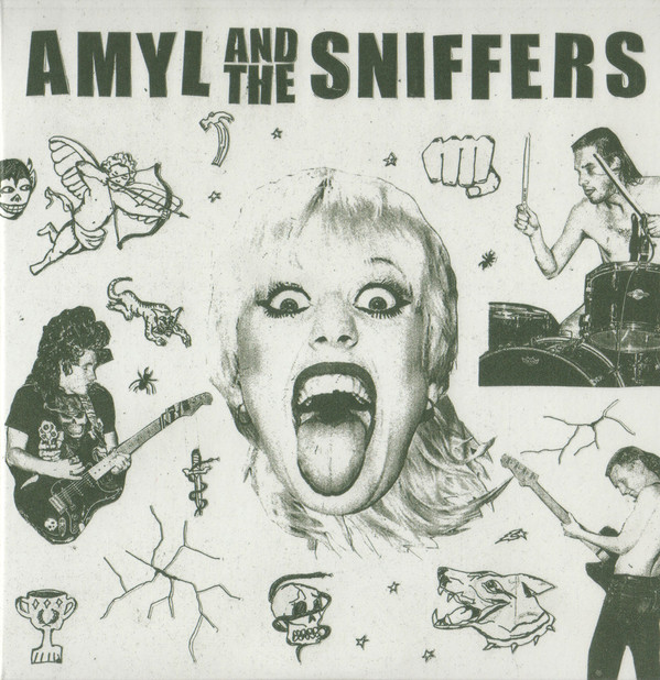 "AMYL & THE SNIFFERS ""S/t"" CD"
