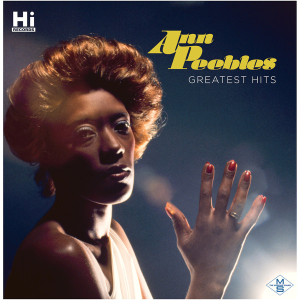 "ANN PEEBLES ""Greatest hits"" LP"