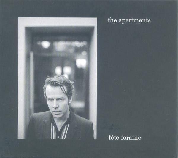 "THE APARTMENTS ""Fete foraine"" CD"
